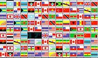Flags Mahjong